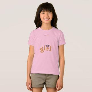 Chica del BAJO de SECUENCIA Camiseta