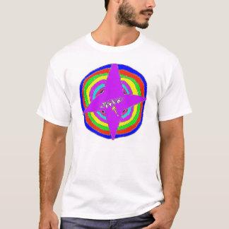 CHICA del daño cerebral Camiseta