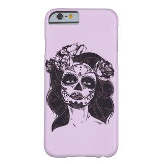 Chica del espíritu necrófago funda barely there iPhone 6