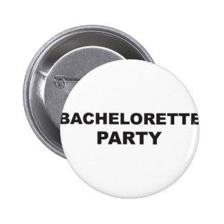 chica del fiesta del bachelorette solo pins