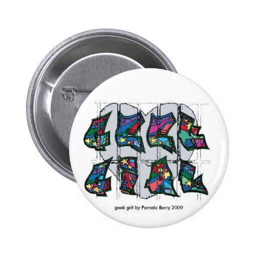 chica del friki pins