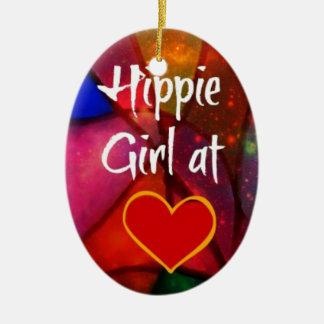Chica del Hippie Ornatos
