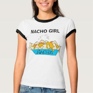 CHICA DEL NACHO CAMISETAS