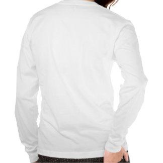 Chica del octágono camiseta
