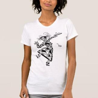 Chica del remiendo de la onza camisas
