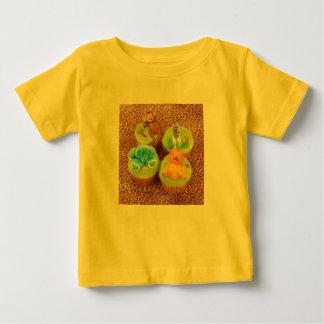 chica del safari o camiseta del muchacho
