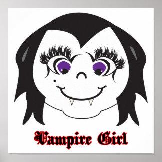 Chica del vampiro poster