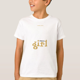 Chica del VIOLÍN Camiseta