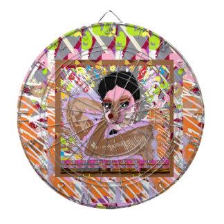 CHICA IDEAL:  Tablero de dardo Tablero Dardos