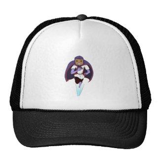 Chica impresionante gorra