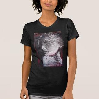 Chica materializado camiseta