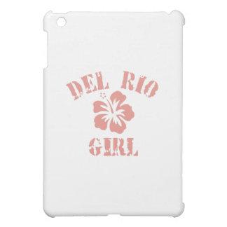 Chica rosado de Del Río