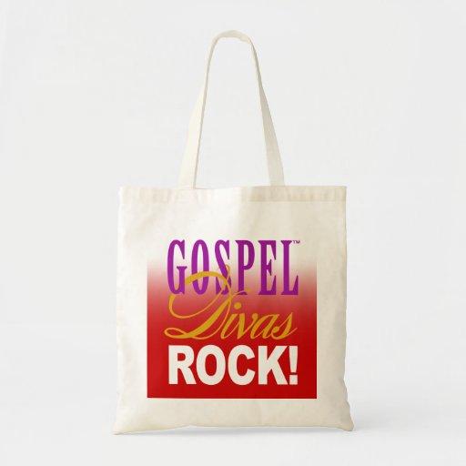 """¡CHICAGO BLING - """"roca de las divas del evangelio! Bolsa"""