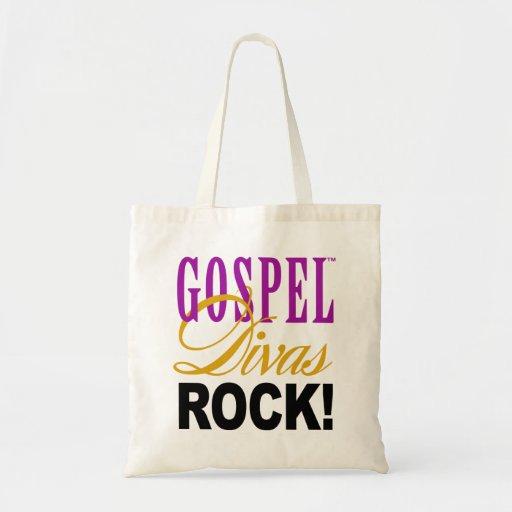 """¡CHICAGO BLING - """"roca de las divas del evangelio! Bolsa De Mano"""