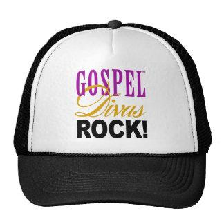 """¡CHICAGO BLING - """"roca de las divas del evangelio! Gorros"""