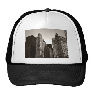 Chicago céntrica gorras