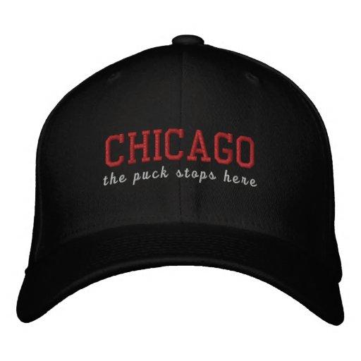 Chicago, el duende malicioso para aquí gorra de béisbol