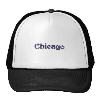 Chicago Gorras De Camionero
