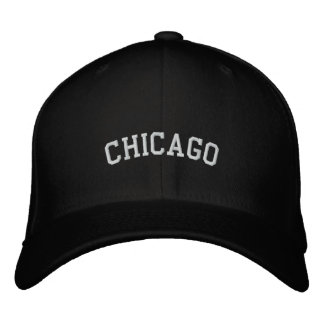 Chicago Gorras Bordadas