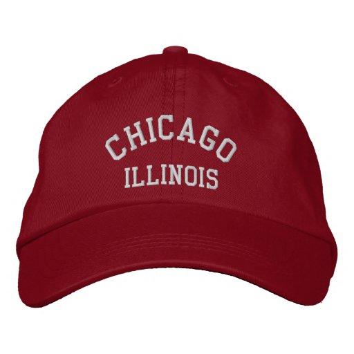 CHICAGO, ILLINOIS GORRA DE BEISBOL