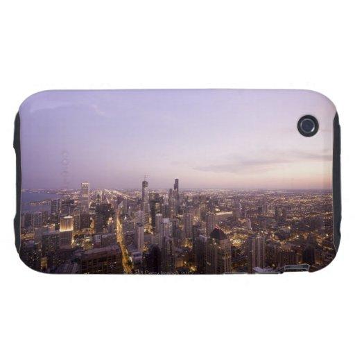 Chicago, Illinois, los E.E.U.U. 5 Tough iPhone 3 Funda