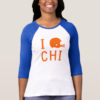 Chicago - naranja camiseta
