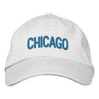 Chicago personalizó el gorra ajustable gorra de béisbol