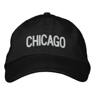 Chicago personalizó el gorra ajustable gorra de béisbol bordada