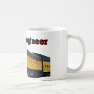 Chicago y ingeniero jubilado occidental del norte taza de café