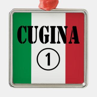 Chicas italianos de los primos Uno de Cugina Nume