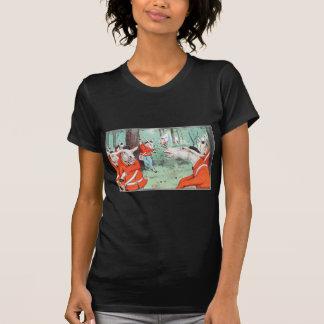 Chicle del jinete camiseta