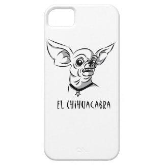 chihuacabra del EL del caso del ipone iPhone 5 Case-Mate Carcasa