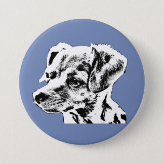 """""""Chihuahua"""" botón redondo de 3 pulgadas"""