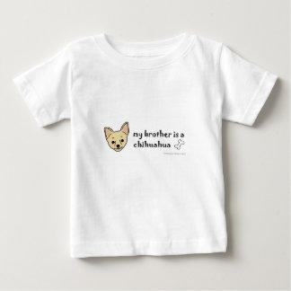 chihuahua camiseta de bebé