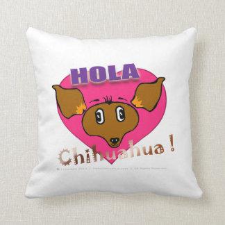 """""""Chihuahua de Hola!"""" Almohada de la comodidad de"""