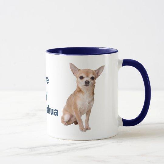 Chihuahua Taza