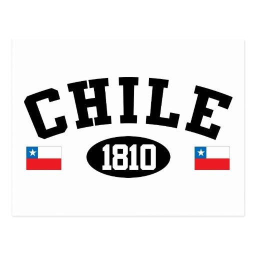 Chile 1810 postales