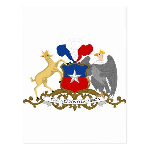 Chile, Chile Postal