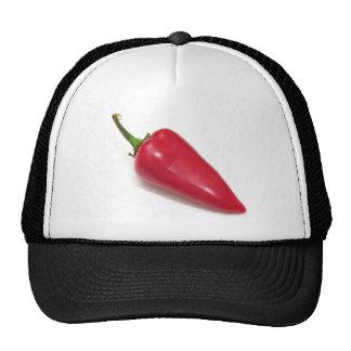 Chile rojo gorros