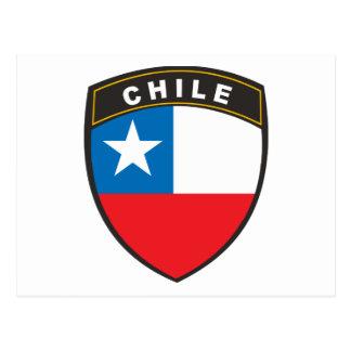 Chile Tarjeta Postal