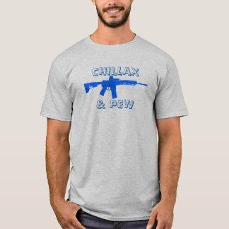 Chillax y banco camiseta