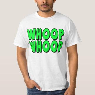 Chillido del chillido camiseta