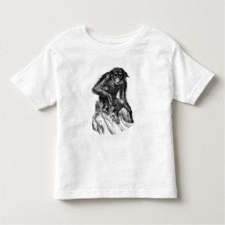 Chimpancé Camiseta De Bebé