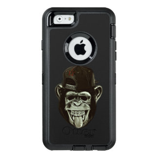 Chimpancé del inconformista funda otterbox para iPhone 6/6s