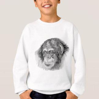 Chimpancé Sudadera