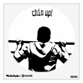 ¡Chin para arriba!