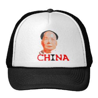 China - arte, historia, - hecha en China Gorras De Camionero