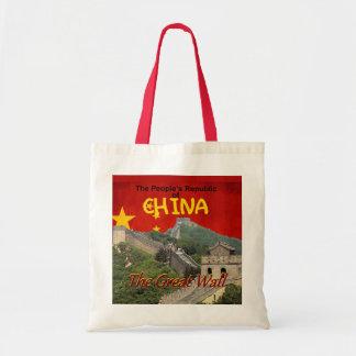 CHINA BOLSO DE TELA