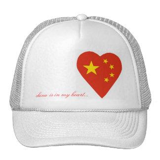 CHINA GORRA
