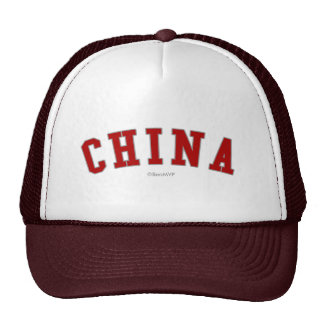 China Gorros